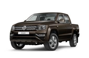 Volkswagen Amarok DoubleCab New 2.0D MT (140 л.с.) 4Motion 2018