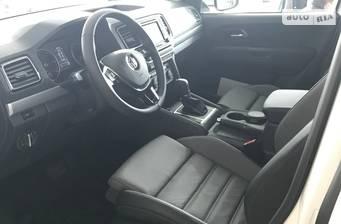 Volkswagen Amarok 2018 Volcano
