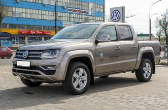 Volkswagen Amarok 2018 Rancho