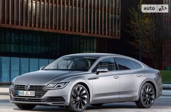 Volkswagen Arteon 2.0TSI AT (190 л.с.) 2018
