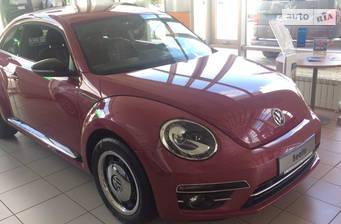 Volkswagen Beetle 1.4 TSI AT (160 л.с.) 2018