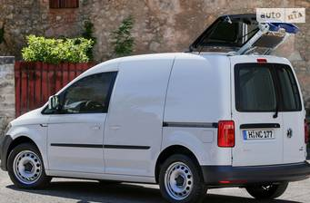 Volkswagen Caddy груз. New 2.0 TDI АT (103 kw)  2018