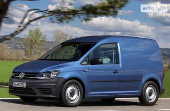 Volkswagen Caddy груз. New 2.0 TDI MT (103 kw)  2017