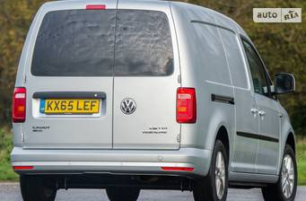 Volkswagen Caddy груз. New 2.0 TDI MT (81 kw) Maxi 2017