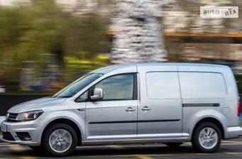 Volkswagen Caddy груз. New 2.0 TDI АT (103 kw) Maxi 2018
