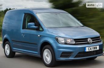 Volkswagen Caddy груз. New 2.0 TDI MT (103 kw)  2018