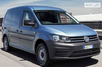 Volkswagen Caddy груз. New 2.0 TDI MT (103 kw) Maxi 2017