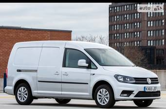 Volkswagen Caddy груз. New 2.0 TDI MT (81 kw) Maxi 2018