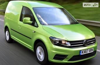 Volkswagen Caddy груз. New 2.0 TDI АT (103 kw)  2018