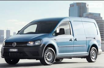 Volkswagen Caddy груз. New 2.0 TDI АT (103 kw) Maxi 2017