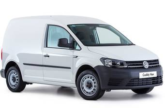 Volkswagen Caddy груз. New 2.0 TDI MT (81 kw) 4Motion  2018