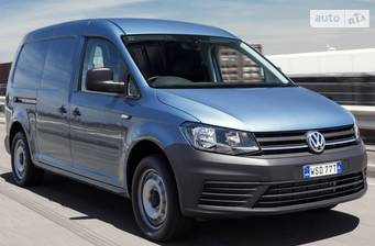 Volkswagen Caddy груз. New 1.6TDI MT (81 kw) Maxi 2018