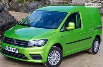 Volkswagen Caddy груз. New 2.0 TDI АT (103 kw)  2017