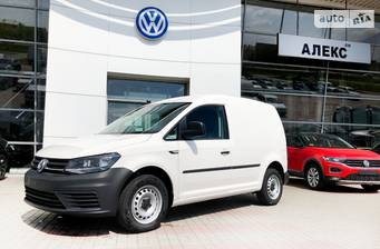 Volkswagen Caddy груз. New 1.6MPI MT (81 kw) 2019