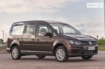 Volkswagen Caddy пасс. New 1.6 TDI АT (75 kw) Maxi 2018