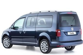 Volkswagen Caddy пасс. New 1.6 MT (81 kw) Maxi 2019