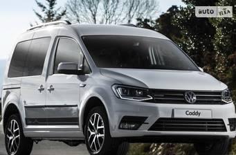 Volkswagen Caddy пасс. New 2.0 TDI MT (103 kw) Maxi  2018