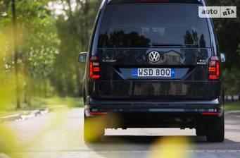 Volkswagen Caddy пасс. New 2.0 TDI АT (103 kw) Maxi  2018