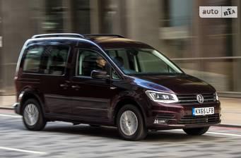 Volkswagen Caddy пасс. New 1.6 TDI АT (75 kw) 2019
