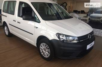 Volkswagen Caddy пасс. New 1.6 MT (81 kw) 2019