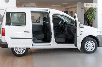 Volkswagen Caddy пасс. New 1.6 MT (81 kw) 2018