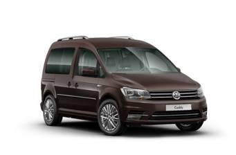 Volkswagen Caddy пасс. New 2.0 TDI MT (103 kw) 2018