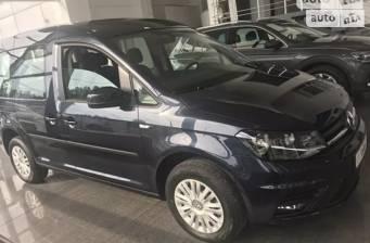 Volkswagen Caddy пасс. New 2.0 TDI MT (75 kw) 2019