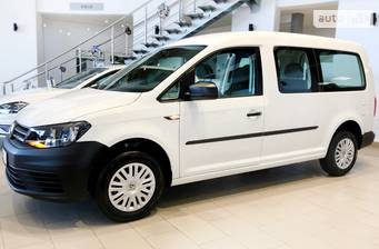 Volkswagen Caddy пасс. New 1.6 MT (81 kw) Maxi 2019