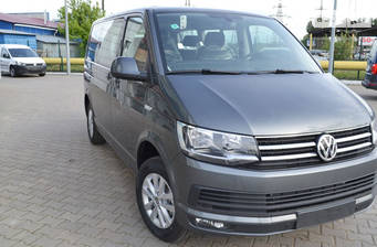 Volkswagen Caravelle New Common Rail 2.0 l TDI MT (103kW) 3000 L1H1 2019