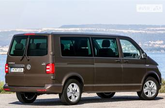 Volkswagen Caravelle New Common Rail 2.0 l TDI AT (103kW) 3400 L2H1 2018