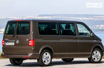 Volkswagen Caravelle New 2.0 l TDI MT (103kW) LR 2018