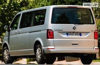 Volkswagen Caravelle New Common Rail 2.0 l TDI MT (103kW) 3400 L2H1 2017