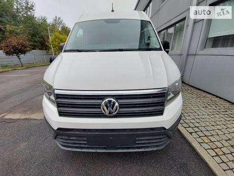 Volkswagen Crafter груз. 2020