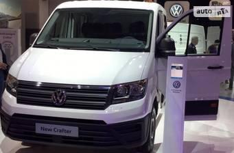Volkswagen Crafter груз. 2019