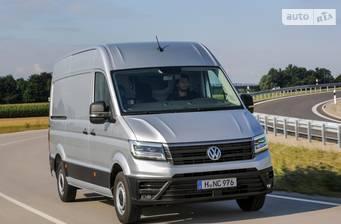 Volkswagen Crafter груз. 35 2.0 TDI MT (177 л.с.) MR 2019