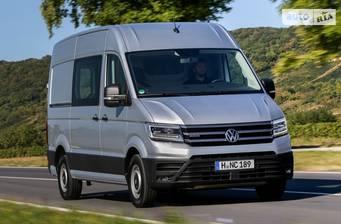 Volkswagen Crafter груз. 35 2.0 TDI MT (140 л.с.) MR 2017