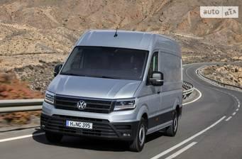Volkswagen Crafter груз. 35 2.0 TDI MT (140 л.с.) MR 2019