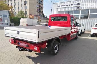 Volkswagen Crafter груз. 35 2.0 TDI MT (140 л.с.) LR Двойная кабина 2018