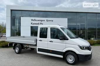 Volkswagen Crafter груз. 35 2.0 TDI MT (140 л.с.) LR Двойная кабина 2019