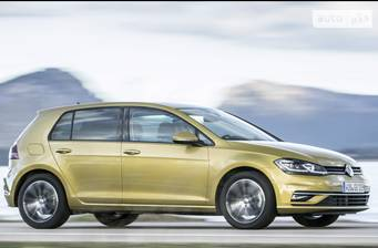 Volkswagen Golf New VII 1.4 TSI AТ (125 л.с.) 2017