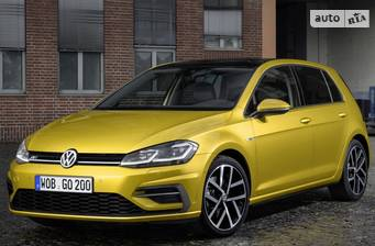 Volkswagen Golf New VII 1.4 TSI AТ (150 л.с.) 2018