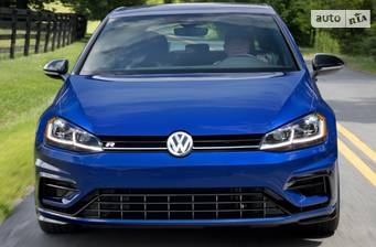 Volkswagen Golf New R VII 2.0 AT (310 л.с.)  2019