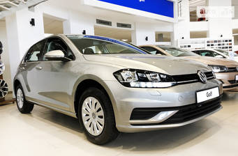 Volkswagen Golf New VII 1.4 TSI AТ (125 л.с.) 2019