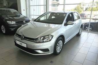 Volkswagen Golf New VII 1.4 TSI AТ (125 л.с.) 2018