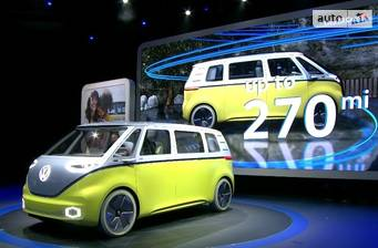 Volkswagen I.D. Buzz 2021 Full
