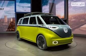 Volkswagen I.D. Buzz 2021 в Киев