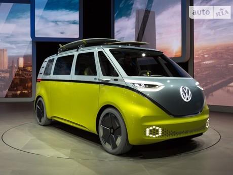 Volkswagen I.D. Buzz 2021