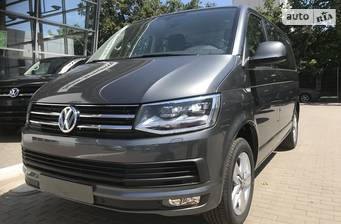 Volkswagen Multivan New 2.0 TDI DSG (103 kW) 2018