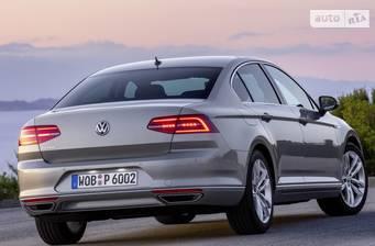 Volkswagen Passat B8 1.8 TSI АТ (180 л.с.) 2018