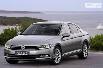 Volkswagen Passat B8 2.0 TDI AT (150 л.с.) 2017